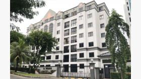 新加坡 Eton Hall @ 68 Le Wilkie Road 学生宿舍